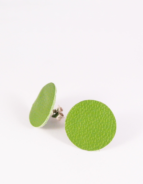 Cirkel äppelgrön