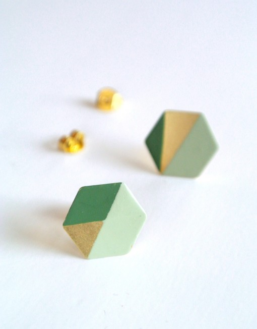Hexagon_brassgreen