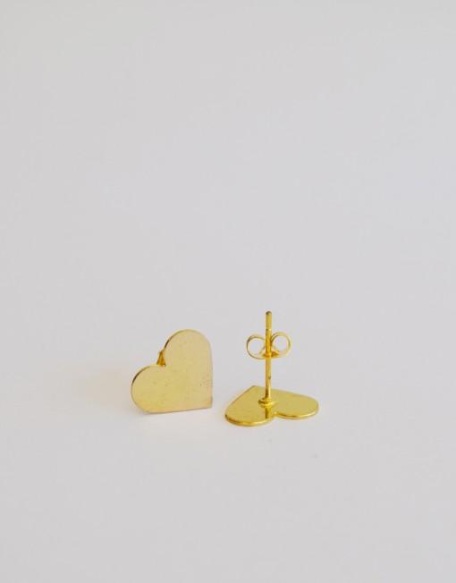 Hjärtaörhängen